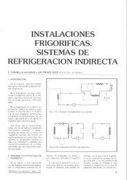 instalaciones frigorificas. sistemas de refrigeración ... - vpCLIMA