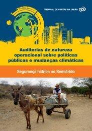 Auditorias de natureza operacional sobre políticas públicas e ...