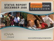 gen-iowa-report-2008.. - Voices for National Service