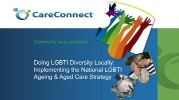 Implementing the National LGBTI Ageing & Aged Care Strategy