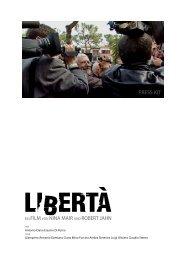 EIN FILM VON NINA MAIR UND ROBERT JAHN PRESS KIT - Libertà