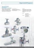 Instrumentation Products - Seite 3