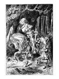 Alice hinter den Spiegeln – illustriert und neu übersetzt - Seite 5