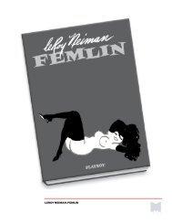LEROY NEIMAN: FEMLIN - Dark Horse Comics