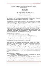 Plan de Trabajo - CBI - UAM
