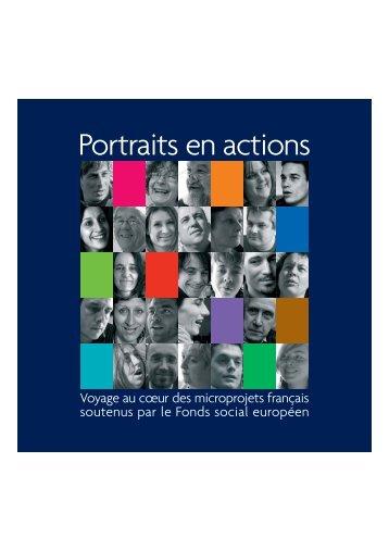 Portraits en actions - CRESS PACA
