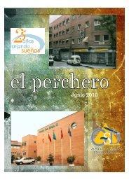 Junio 2010 - Gredos San Diego Intranet