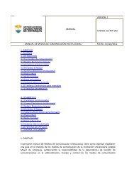 Manual de Medios de Comunicación Interno - Colegio Mayor de ...