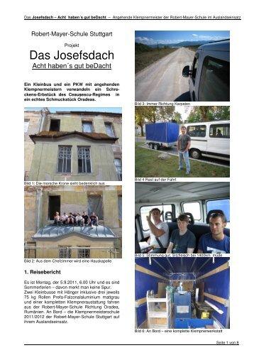 Josefsdach Bericht lang-komprimiert
