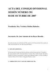 Acta 391 4 de Octubre 2007 - CBI