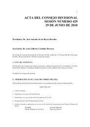 Acta 429, 29 de Junio 2010 - CBI