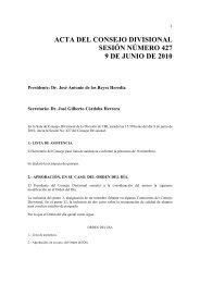 Acta 427, 9 de Junio 2010 - CBI - UAM