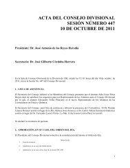 Acta 447, 10 de Octubre 2011 - CBI