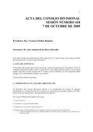 Acta 418, 7 de Octubre 2009 - CBI - UAM