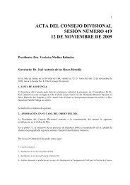 Acta 419, 12 de Noviembre 2009 - CBI - UAM