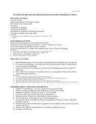 Guía Para el Examen de Admisión - CBI