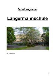 aktuelle Schulprogramm - Langermannschule
