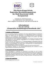 Kooperative Ausbildungsvorbereitende Jahr - Elly-Heuss-Knapp ...