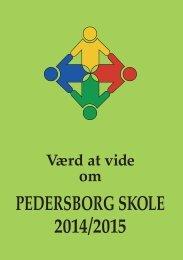 PEDERSBORG SKOLE 2014/2015