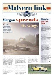 Morgan spreads Motoring its wings - Materialteknologi