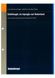 _ Zuidvleugel, de tepregio van Nederland - Gemeente Westland