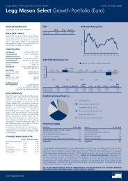 LM Lux FoF_Compiled Fund Facts_GER_Mar09.qxp - Legg Mason