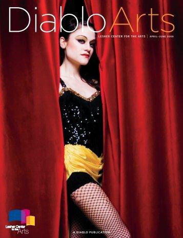 Diablo Arts - Diablo Magazine