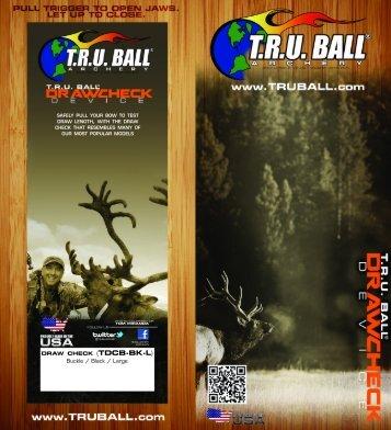 (TDCB-BK-L) - TRU Ball Release