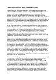 Samenvatting rapportage DGWT Haaglanden (concept) - Gemeente ...