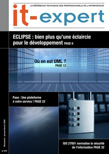 Télécharger - IT-expert Magazine