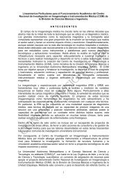 Lineamientos Particulares para el Funcionamiento ... - CBI - UAM