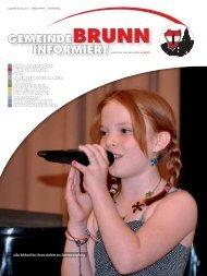Gemeindezeitung 6/2012 - Brunn am Gebirge