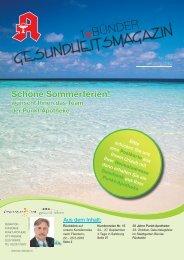 Reisetermin : 24.09. – 27.09.10 (Freitag – Montag) - Punkt-Apotheke ...