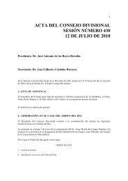 Acta 430, 12 de Julio 2010 - CBI - UAM