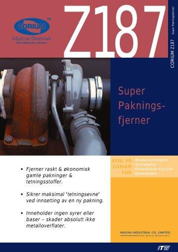 Super Paknings- fjerner - abema