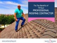 Expert Roofing in San Antonio