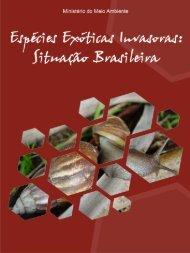 Espécies Exóticas Invasoras - Ministério do Meio Ambiente