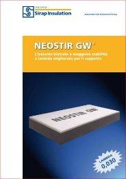 NEOSTIR GW ® - Sirap Group