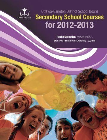 Course - OISP International Student Program