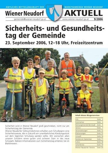 Verleih durch die Gemeinde Wiener Neudorf - RiSKommunal