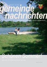 Gemeindenachrichten 2008-2 - Biedermannsdorf