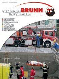 Gemeindezeitung 2/2011 - Brunn am Gebirge