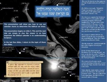 How To Use The Calendar Charts (PDF) - Torah Times Home Page