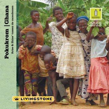 P okukrom  Ghana - Livingstone