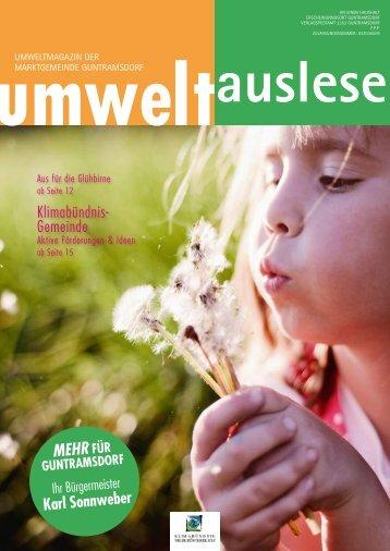 umweltauslese - die auslese