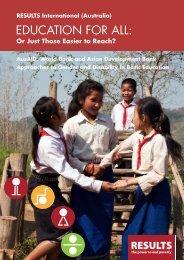 2012 – RESULTS International Australia, Education for All - Basic ...