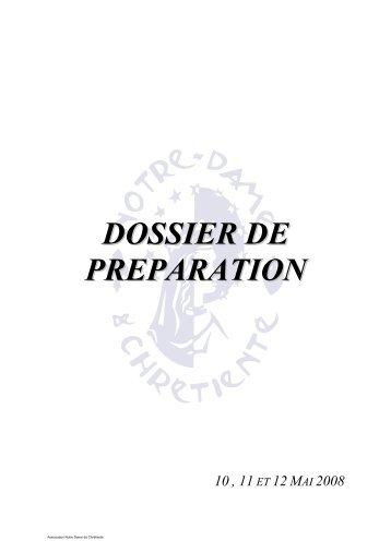 26 10-11-12 mai 2008 Dossier - Chez nous Soyez Reine