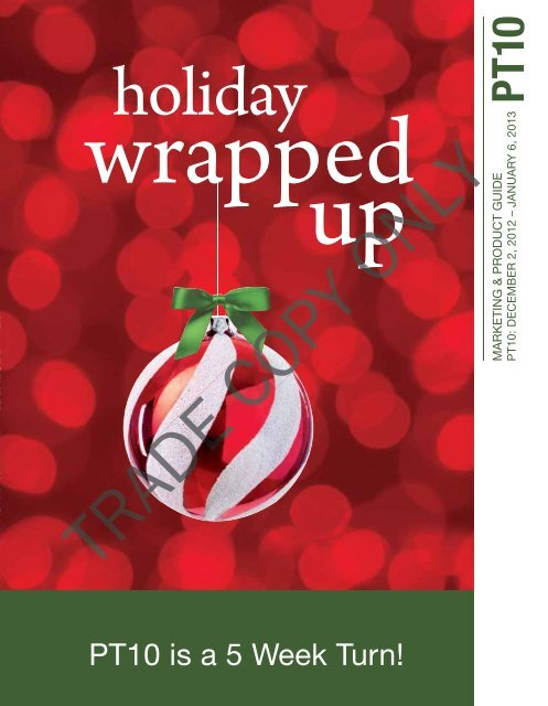 Y102.5 Christmas Events 2021 Marketing Product Guide P10 Doing Business With Lcbo