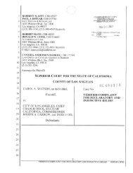 impound-lawsuit - Ron Kaye LA