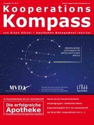 Kompass - Die erfolgreiche  Apotheke